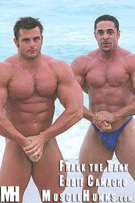 Frank The Tank & Eddie Camacho