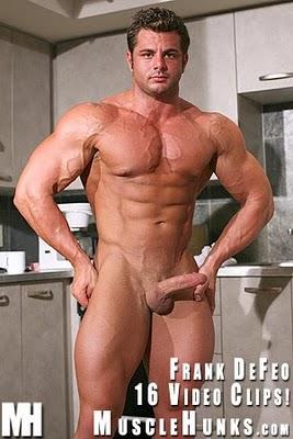 nude Frank defeo