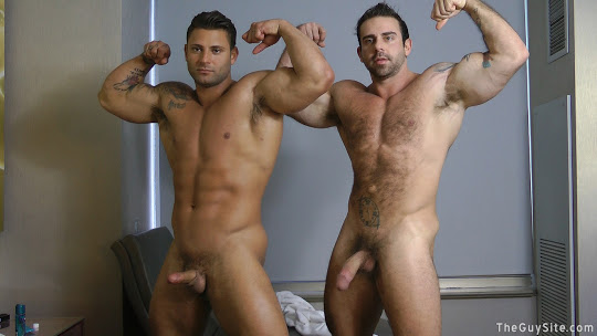 мускулистые парни голые фото-йч1