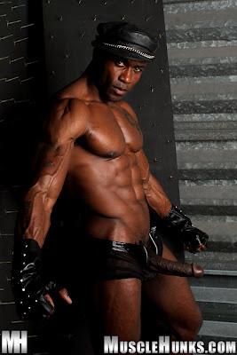 Sylvester Randolph Muscle Hunks