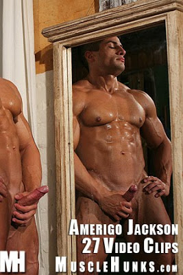Amerigo Jackson, Pepe Mendoza and Scott Kirby