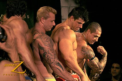 Zeb Atlas, Giovanni, Luis Carlo and Tyler Lee