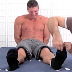 Dominic Tickled