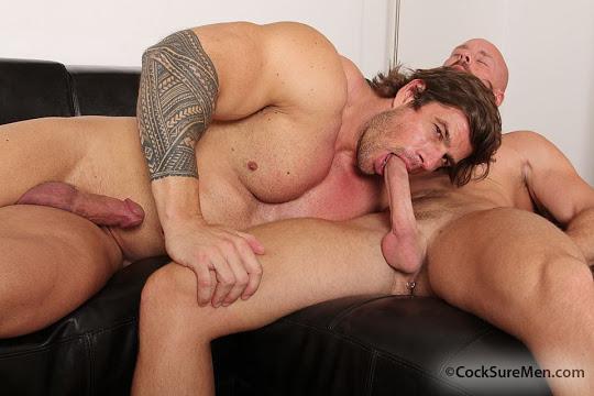 Zeb Atlas & Mitch Vaughn
