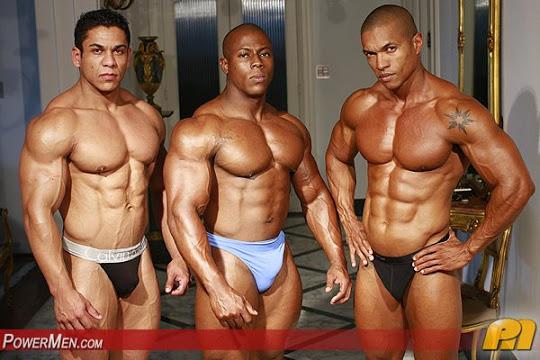 Orso Orfeo, Augusto Elia and Pablo Blades
