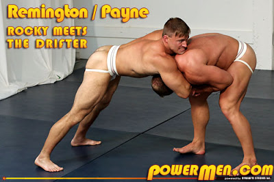 Carl Payne & Rocky Remington
