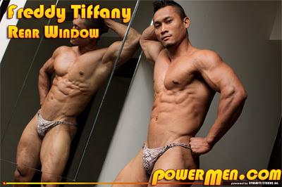 Freddy Tiffany